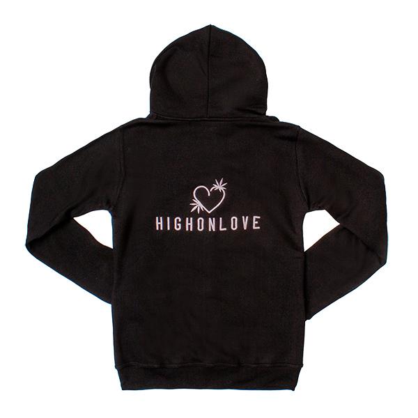 High On Love - hoodie