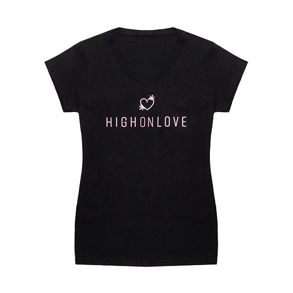High On Love - T-shirt